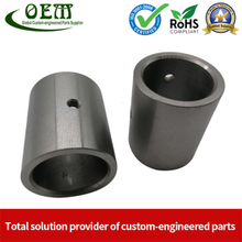 Carbon Steel Precision CNC Turning Metal Sleeves Used for Truck Steering