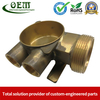 Tension Holder Brass / Copper CNC Machining Parts - for Hydraulic Fluid Equipment