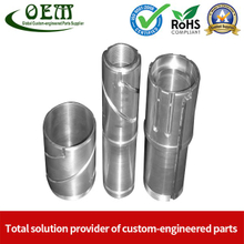 Stainless Steel CNC Machining Metal Stiffener - Used for Furniture