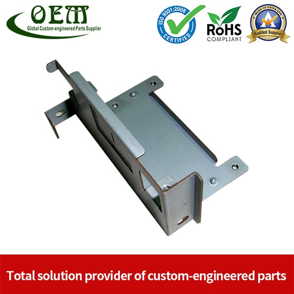 Galvanized Steel Stamping And Laser Cutting Enclosure Parts for Medical Equipments