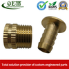 Brass Insert Screw Nuts - Brass CNC Machining Parts Used for Fasteners