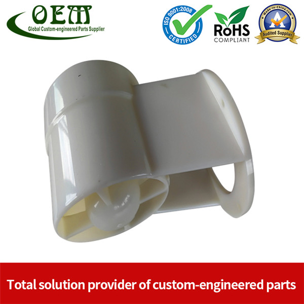 Plastic CNC Machining Parts Outer Shell for Precision Measurement Devices