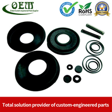 FDA Approved Rubber Gasket of Custom Rubber Molding for Lawn Mover Machinery