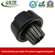 Carbon Steel CNC Machining Parts Choke Connecter for Tools And Fixtures